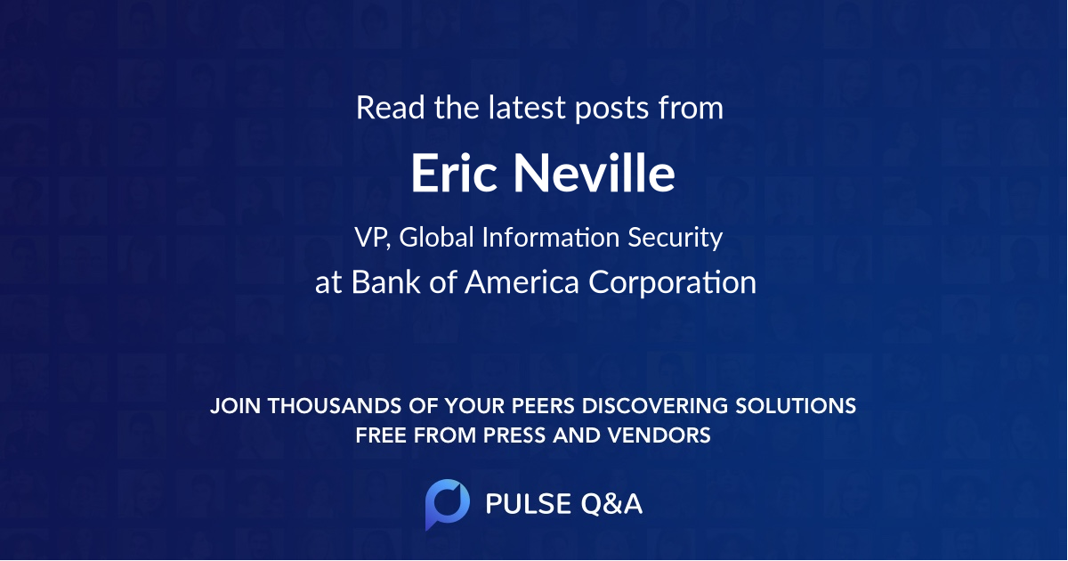 Eric Neville