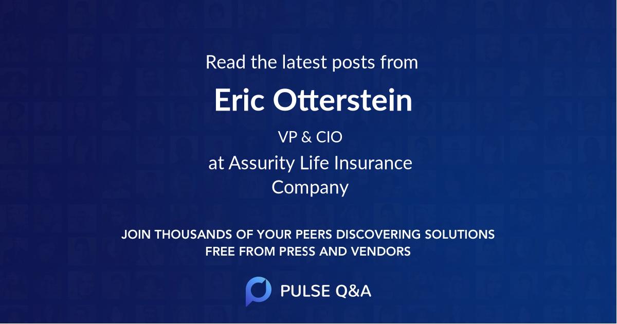 Eric Otterstein