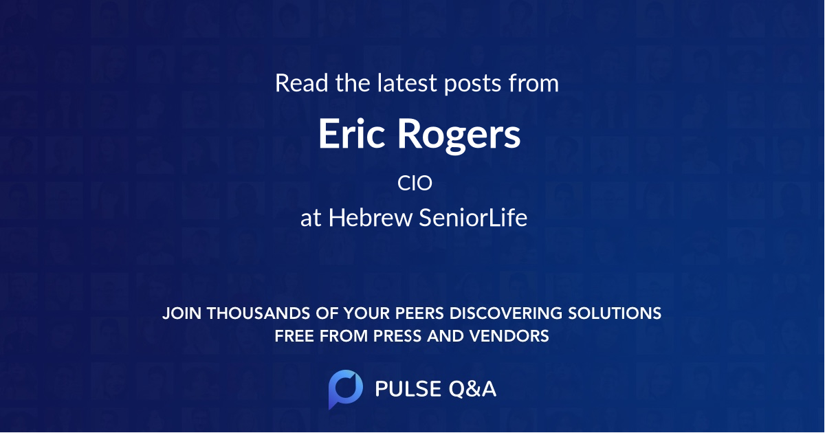 Eric Rogers