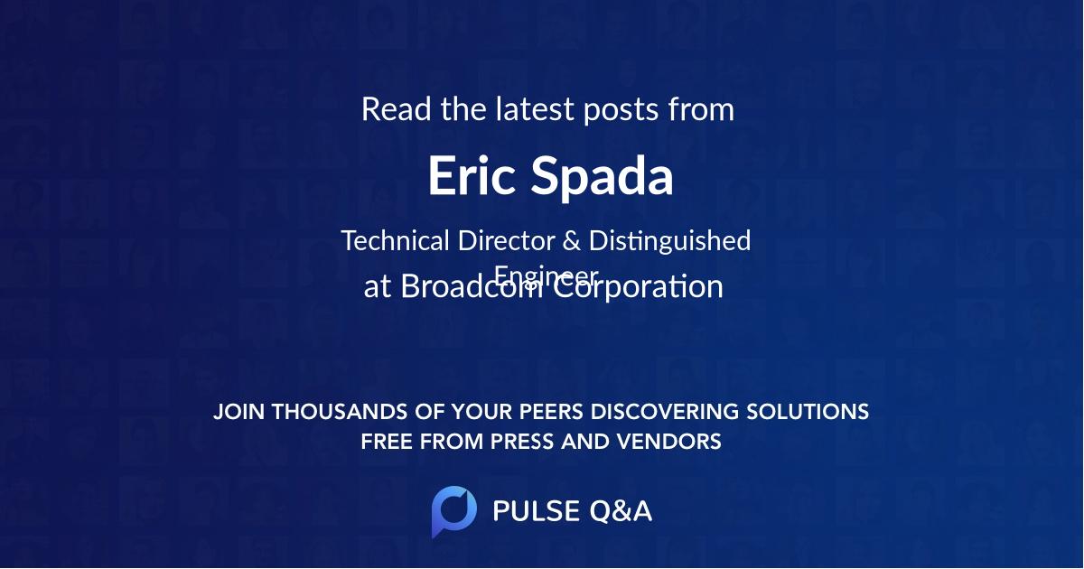 Eric Spada