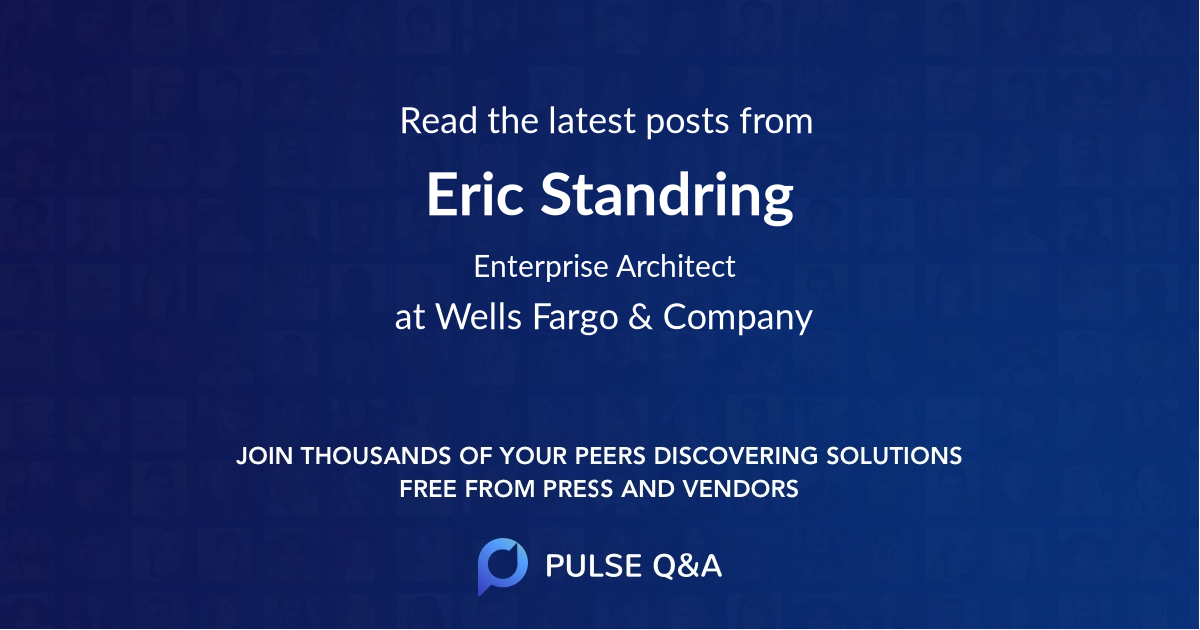 Eric Standring