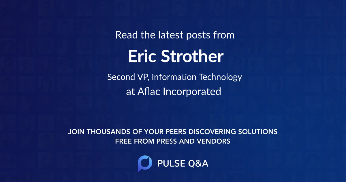 Eric Strother