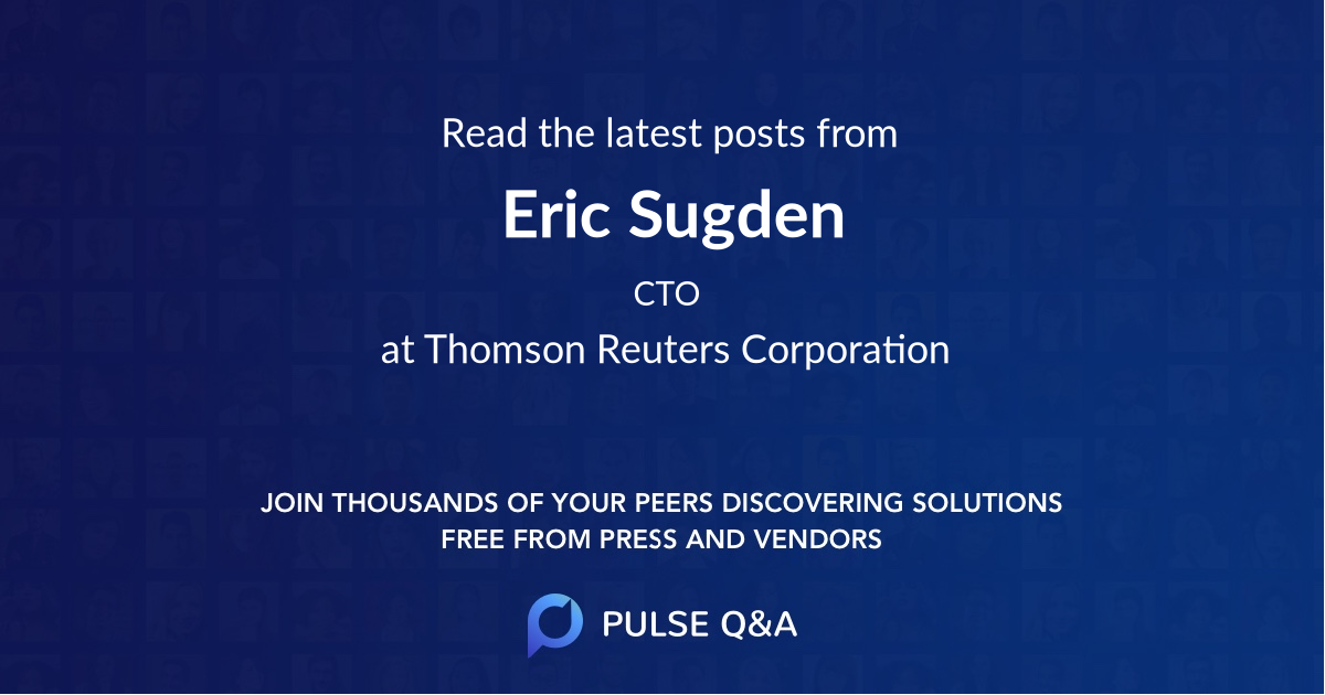 Eric Sugden
