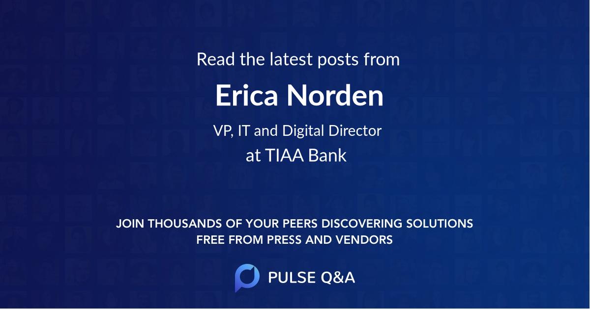 Erica Norden