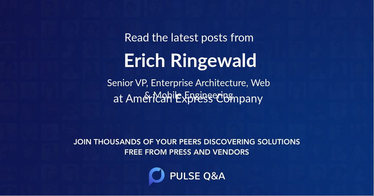 Erich Ringewald