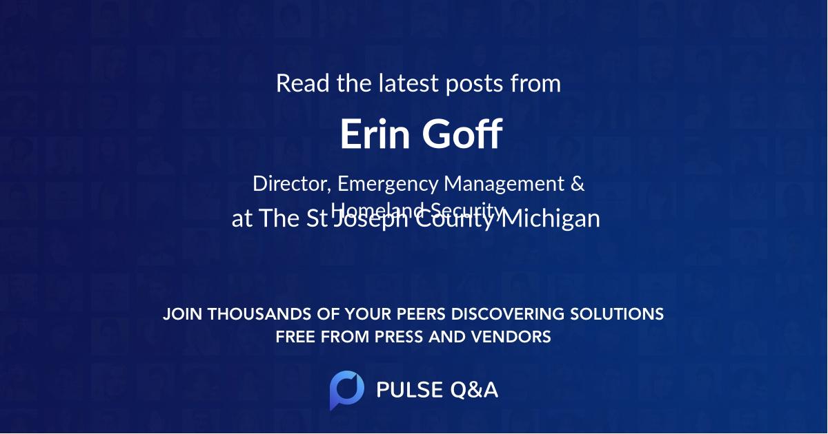 Erin Goff