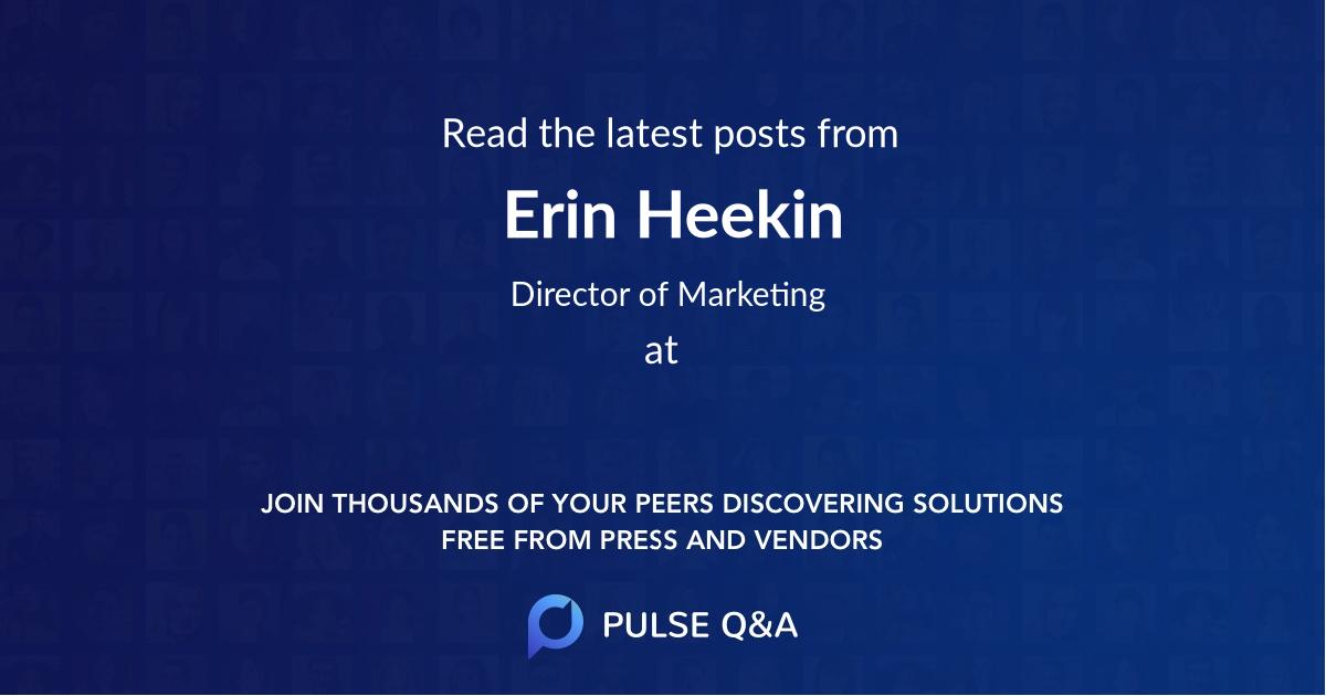 Erin Heekin