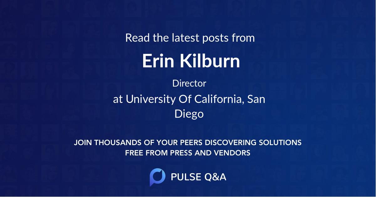 Erin Kilburn