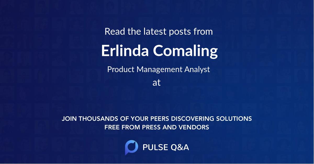 Erlinda Comaling