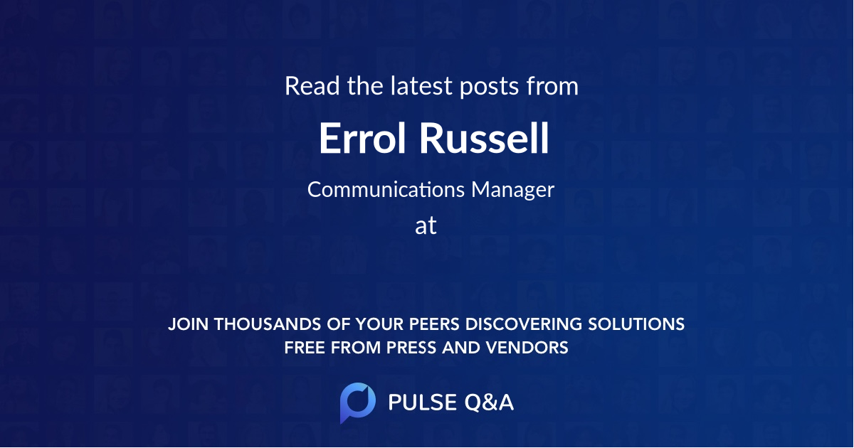 Errol Russell