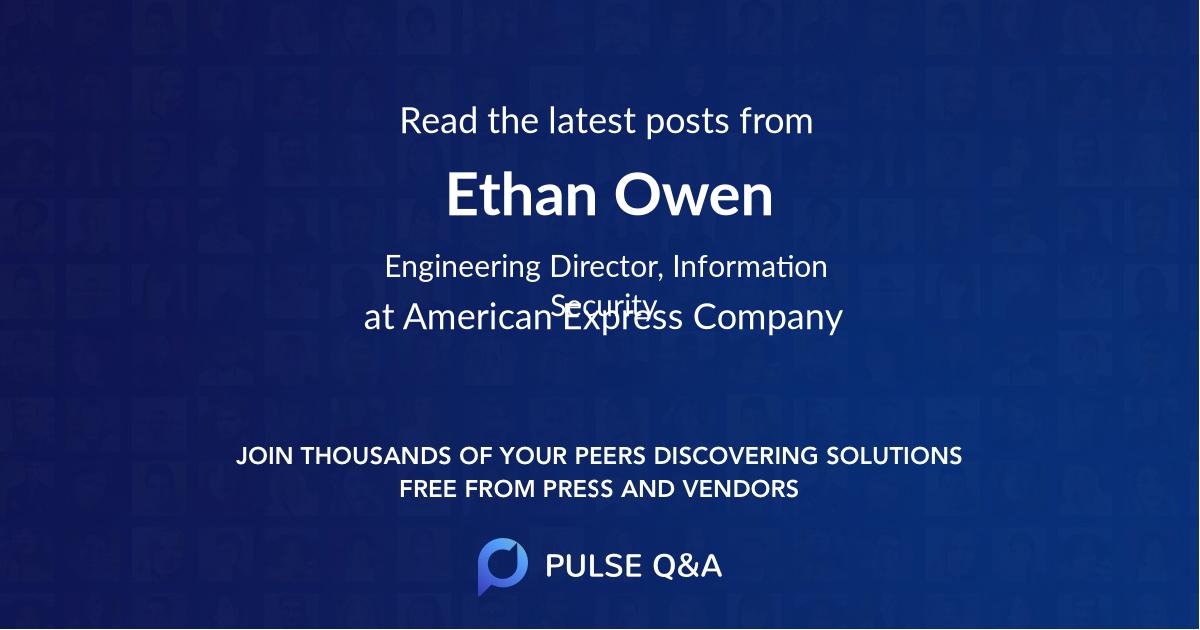 Ethan Owen