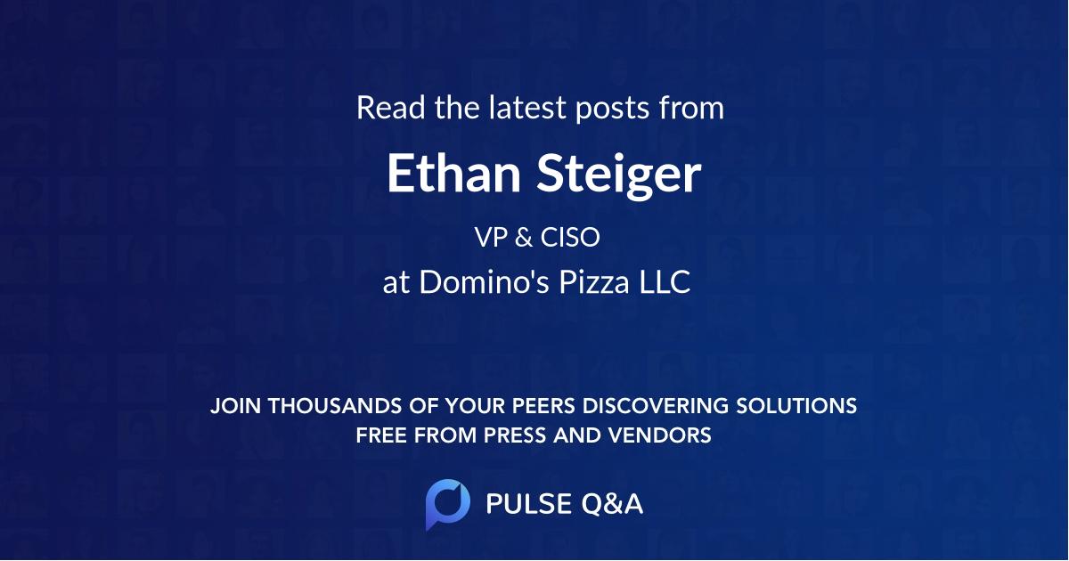 Ethan Steiger