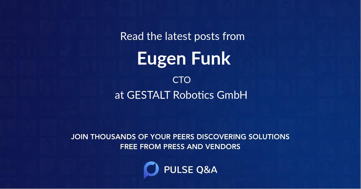 Eugen Funk