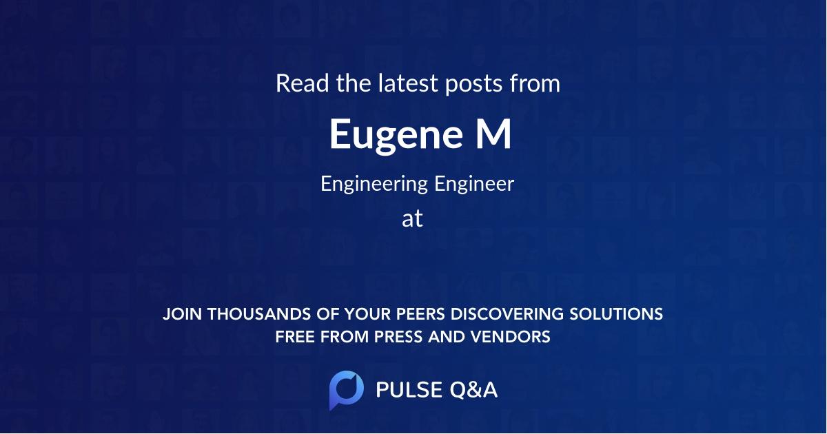 Eugene M