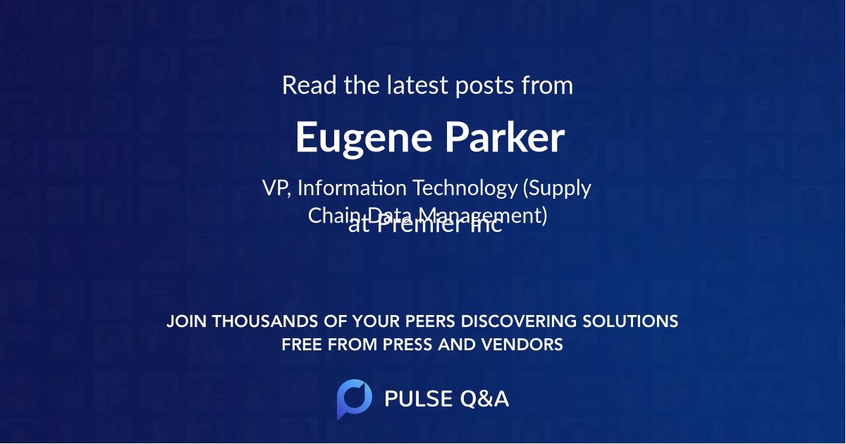 Eugene Parker
