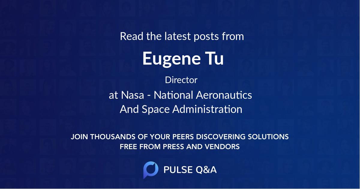 Eugene Tu