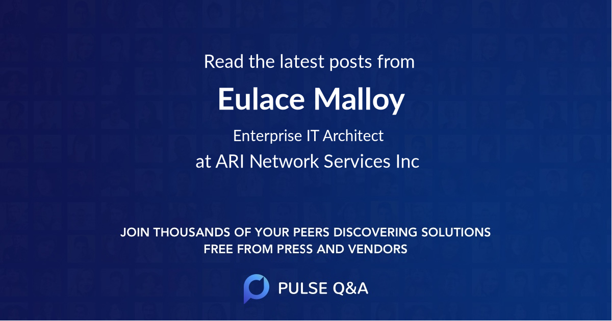 Eulace Malloy