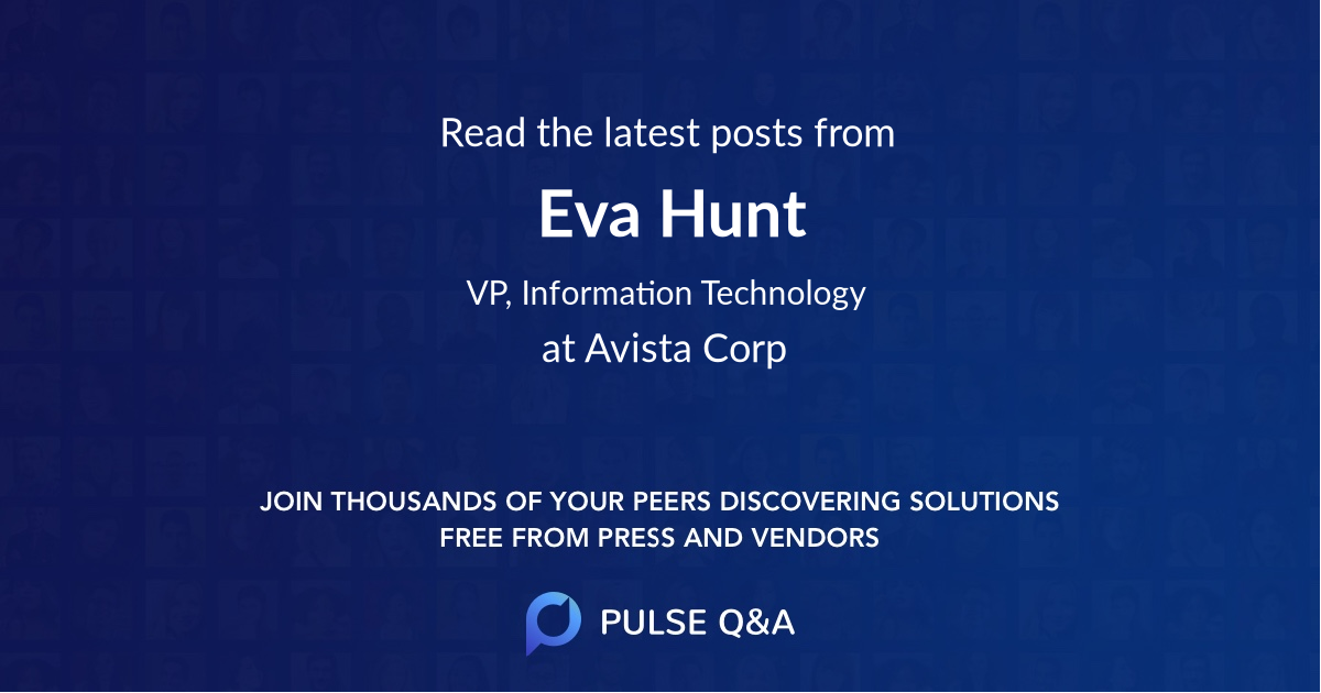 Eva Hunt
