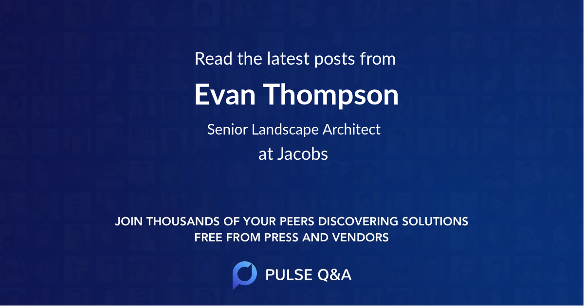 Evan Thompson