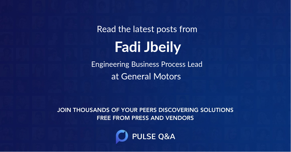 Fadi Jbeily