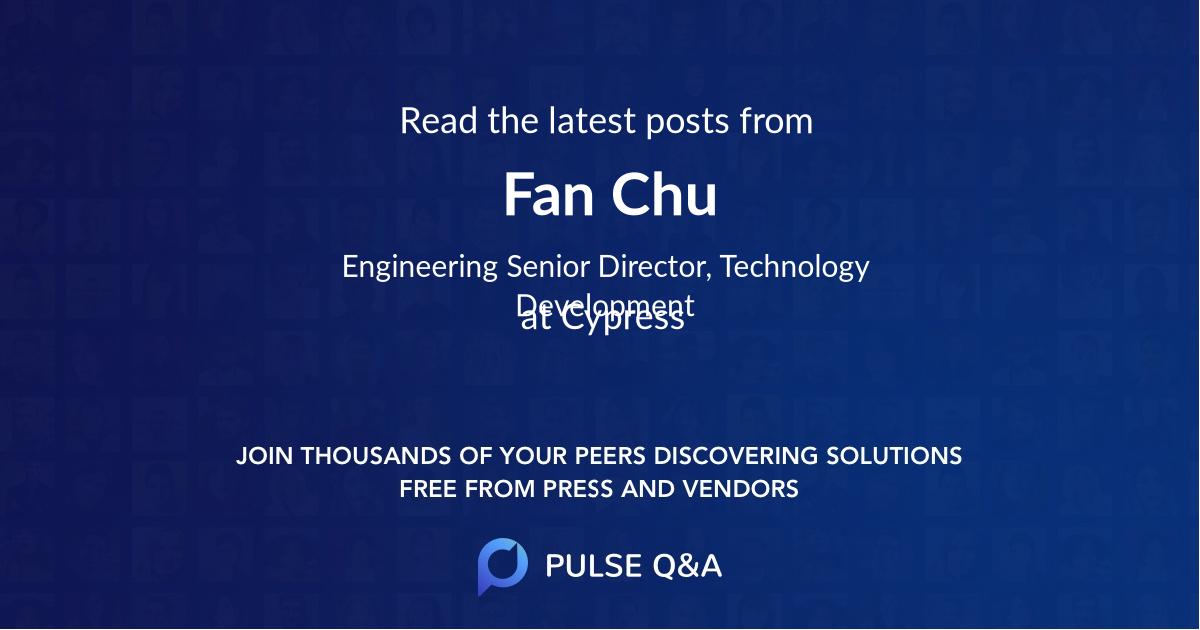 Fan Chu