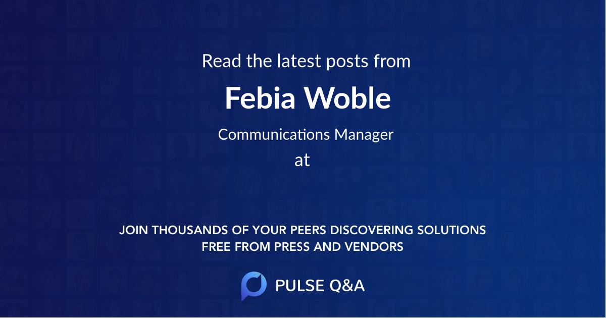 Febia Woble
