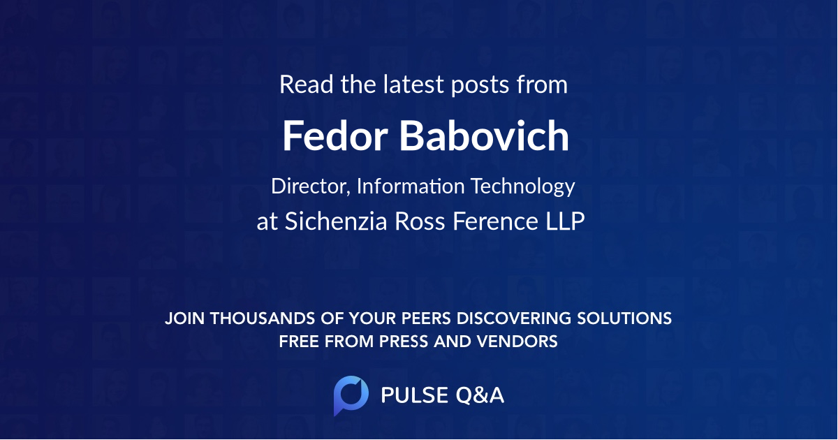 Fedor Babovich