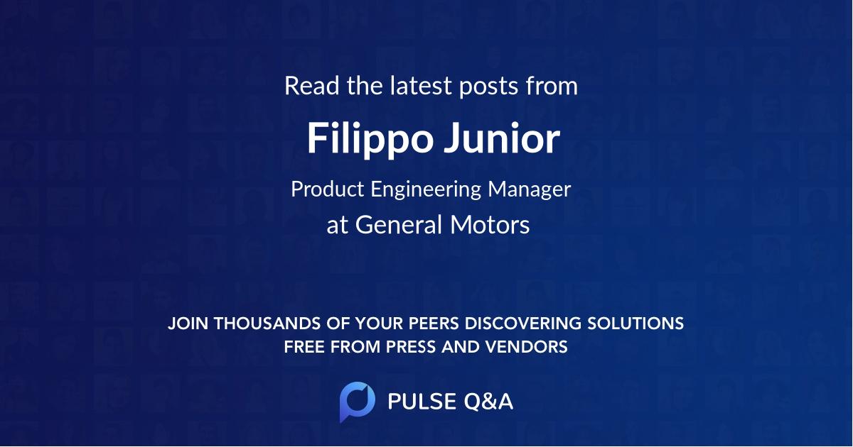 Filippo Junior