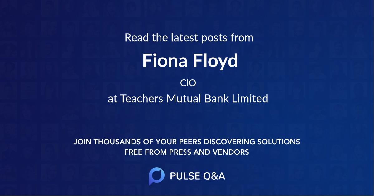 Fiona Floyd