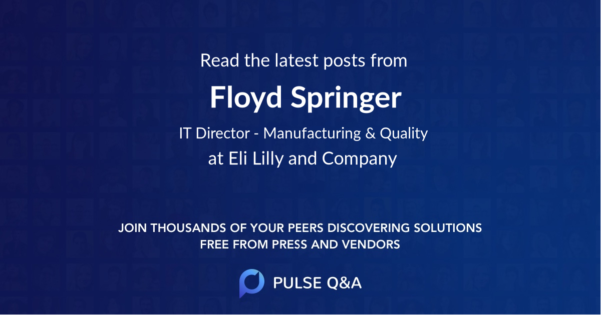 Floyd Springer