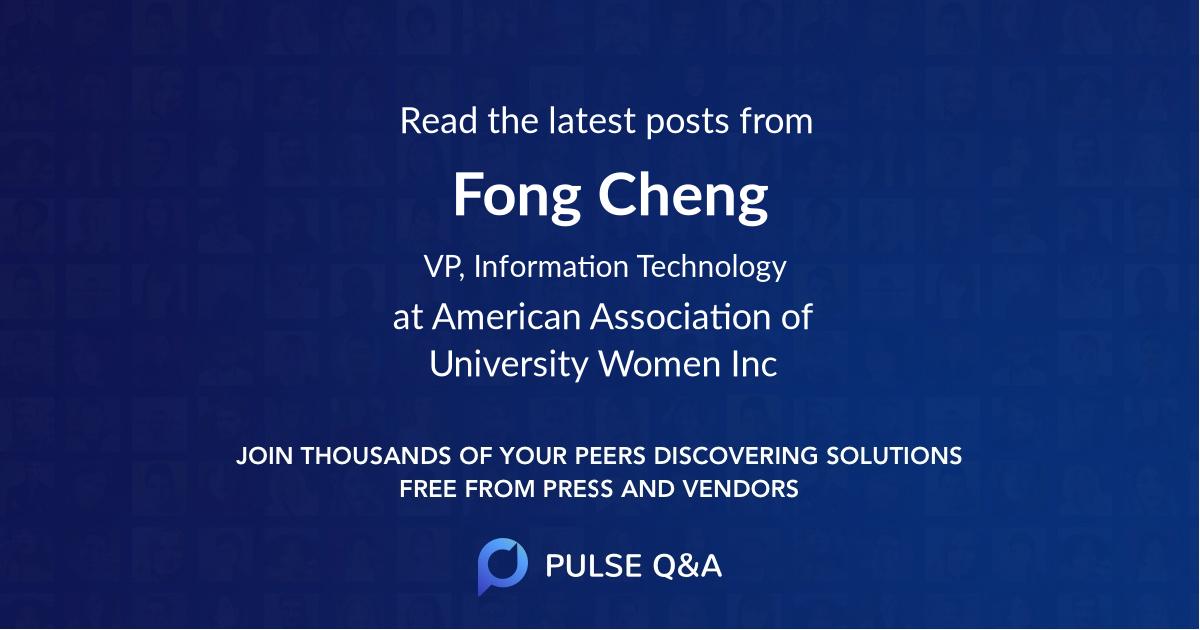 Fong Cheng