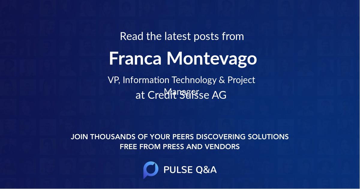 Franca Montevago