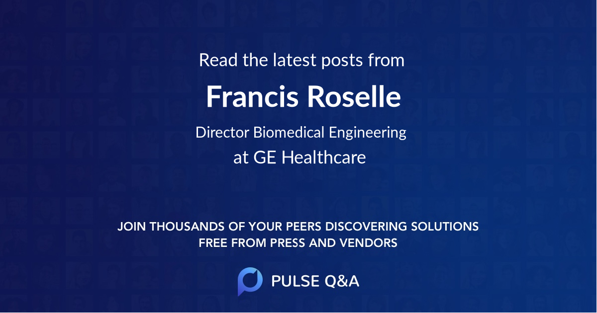 Francis Roselle