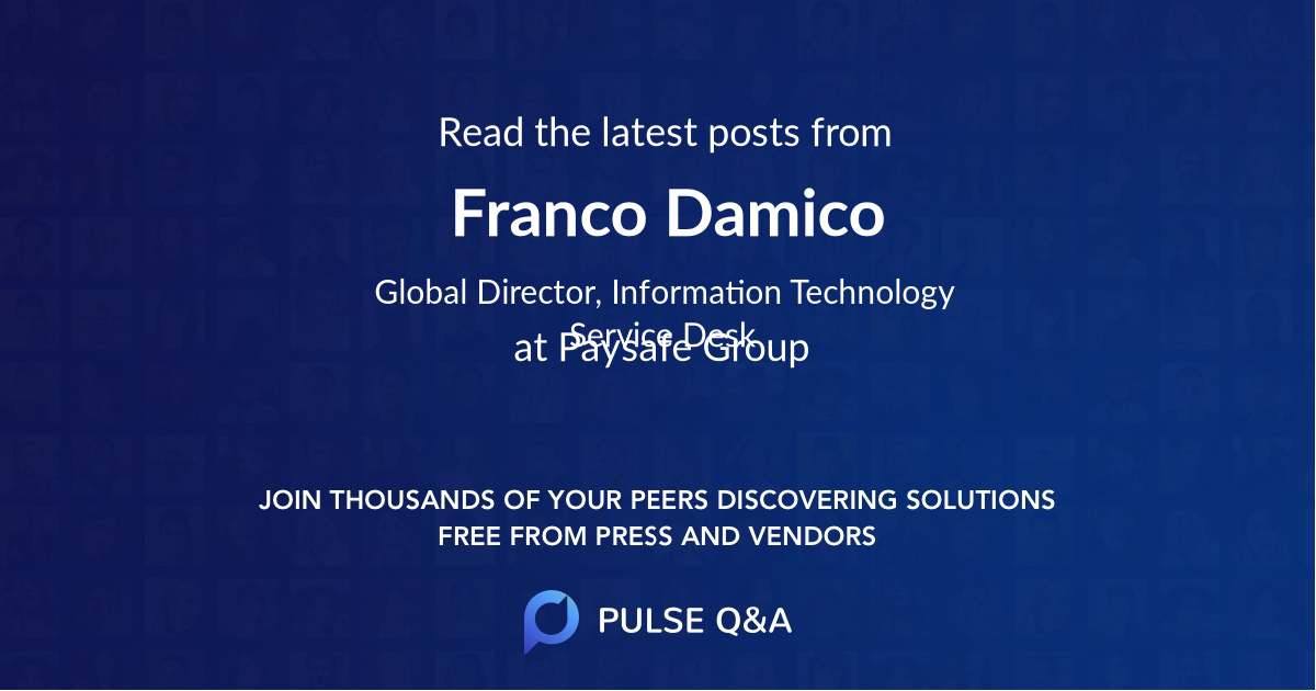 Franco Damico