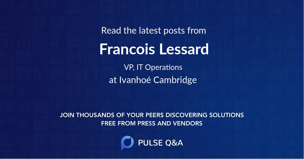 Francois Lessard