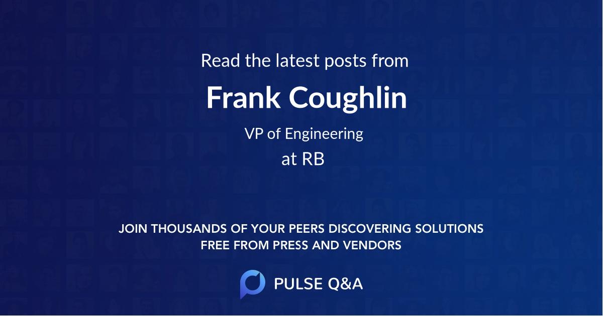 Frank Coughlin