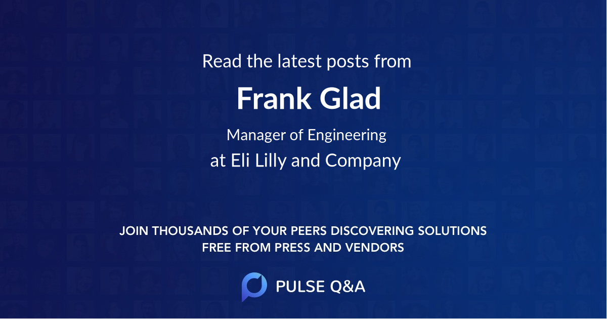 Frank Glad