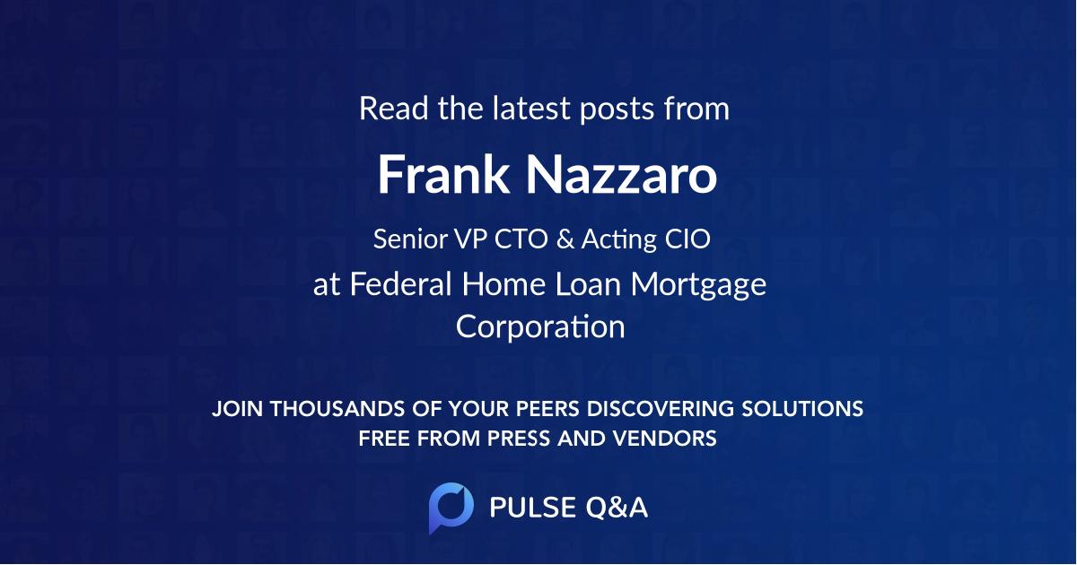 Frank Nazzaro