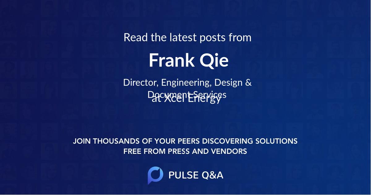 Frank Qie