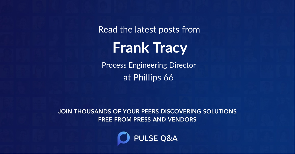 Frank Tracy