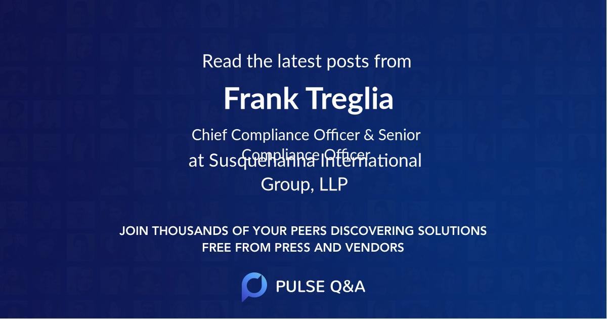 Frank Treglia
