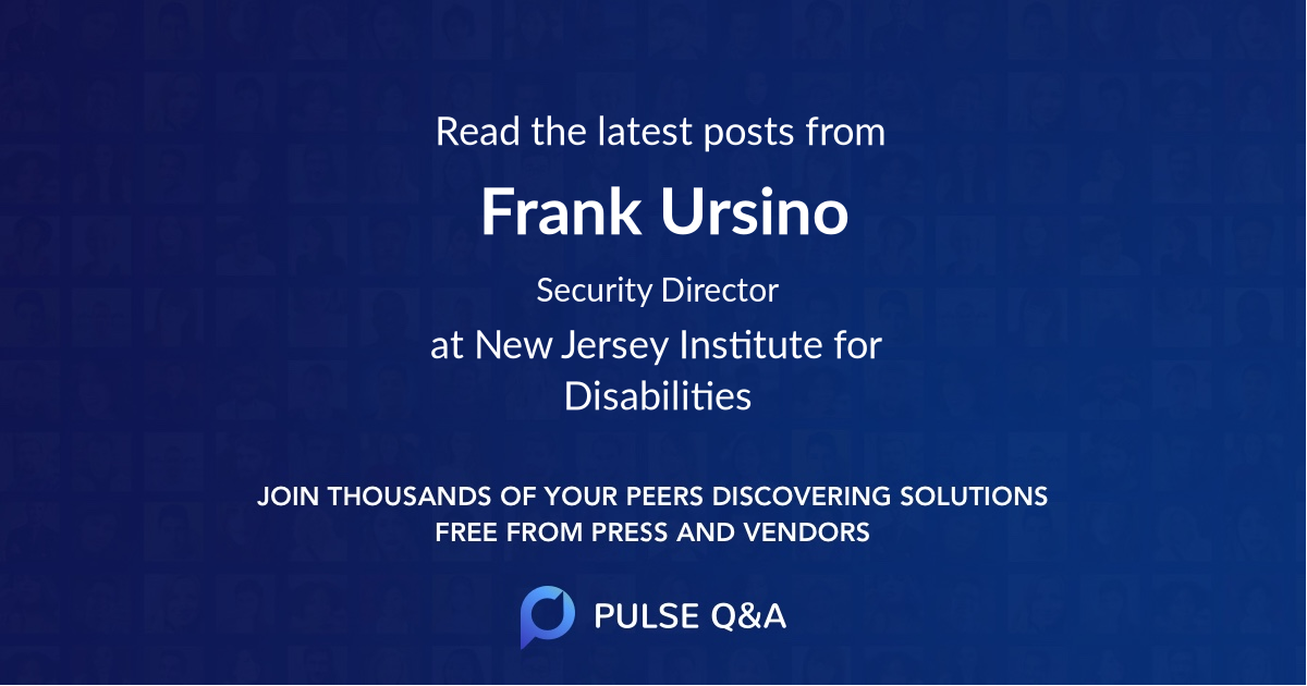 Frank Ursino