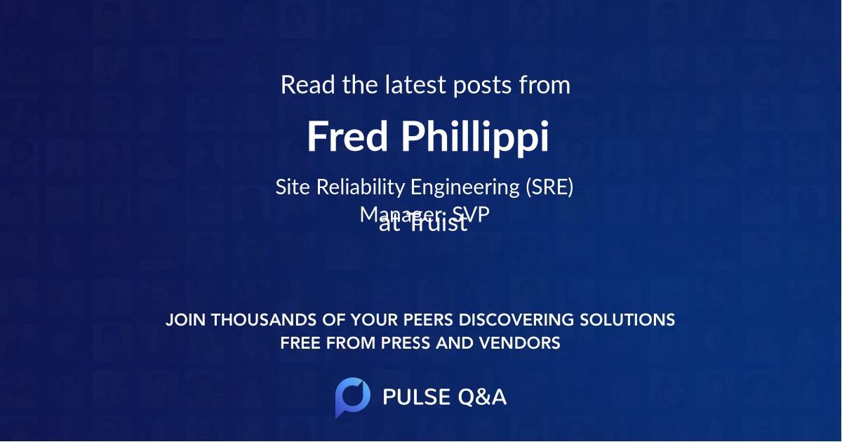Fred Phillippi