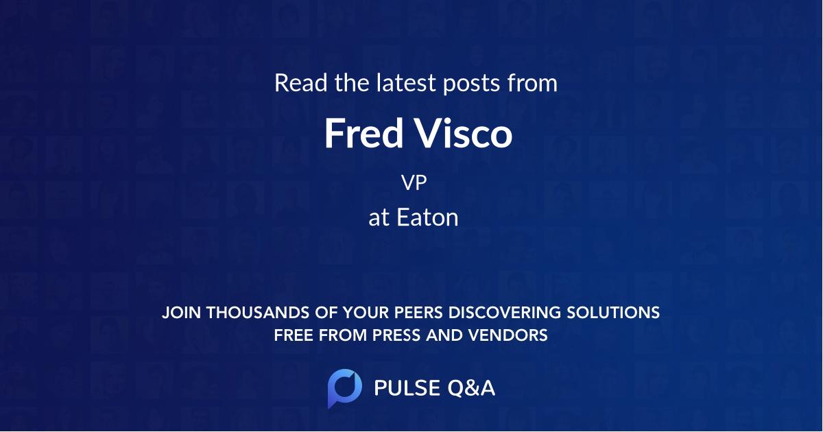 Fred Visco