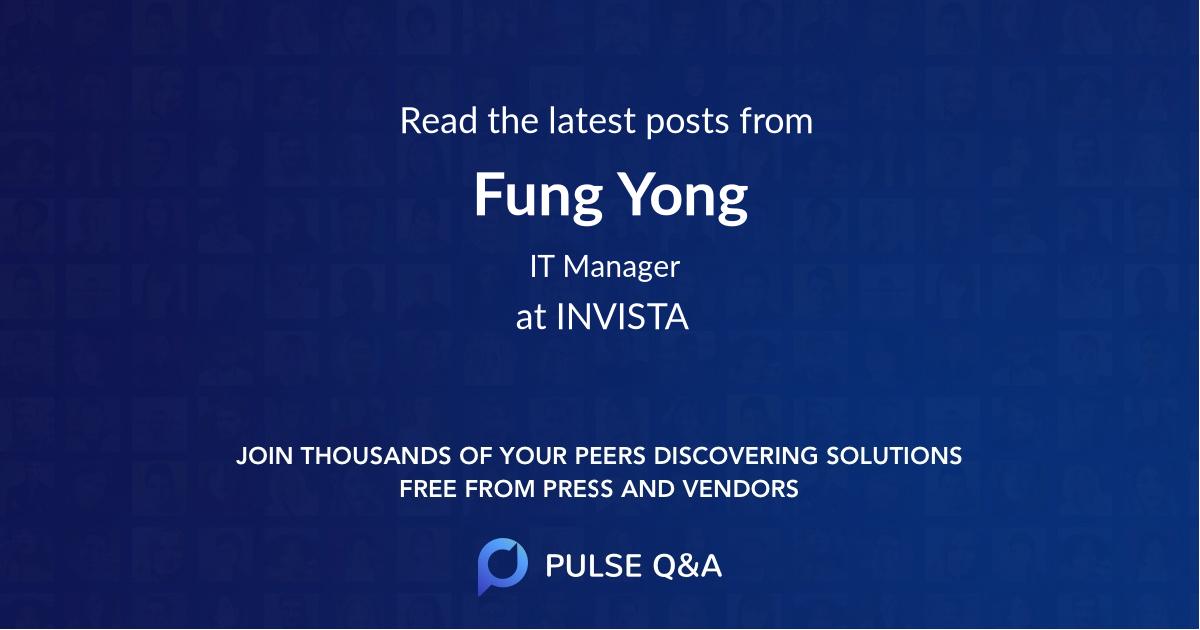 Fung Yong