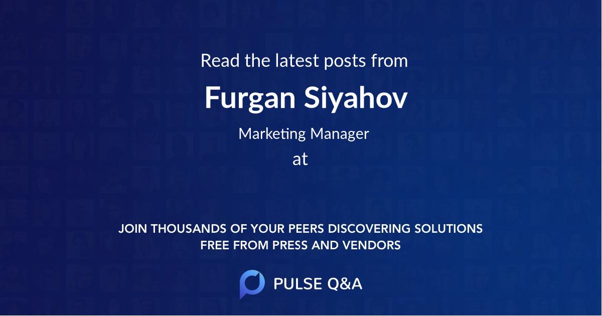 Furgan Siyahov