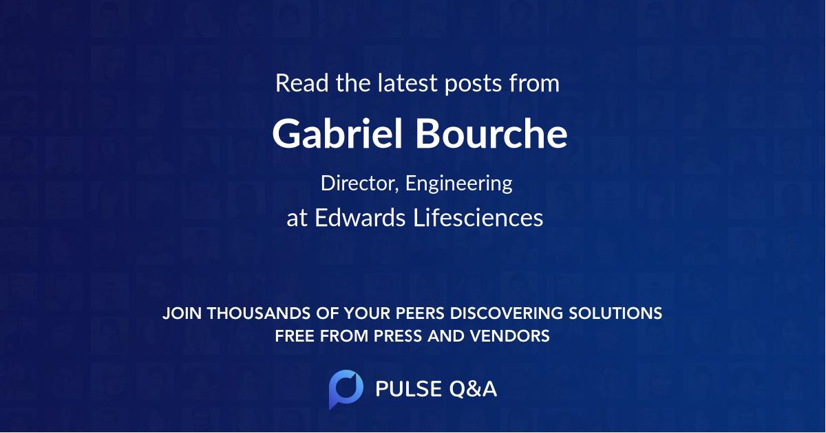 Gabriel Bourche