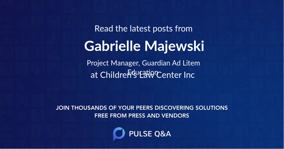 Gabrielle Majewski
