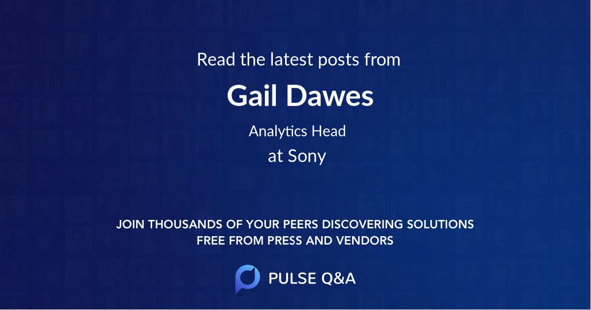 Gail Dawes