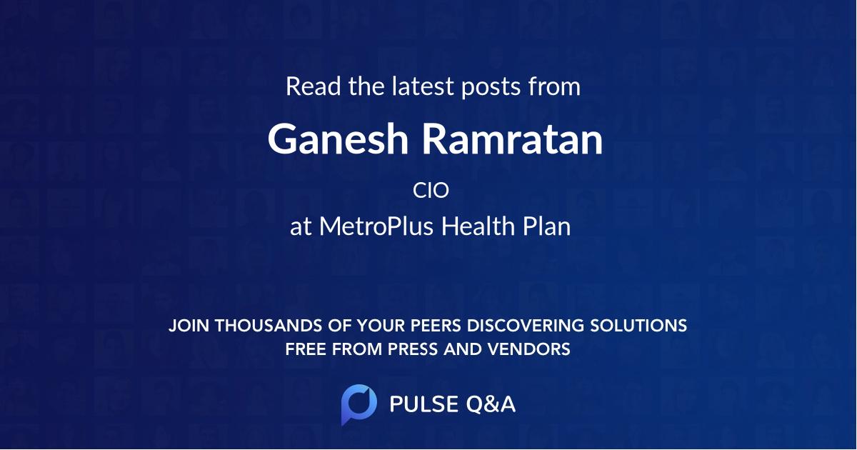 Ganesh Ramratan
